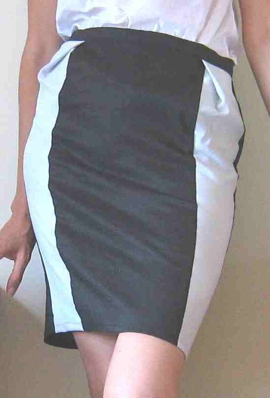 Handmade skirt with loads of Charisma by AntAtHome on Etsy, $29.00