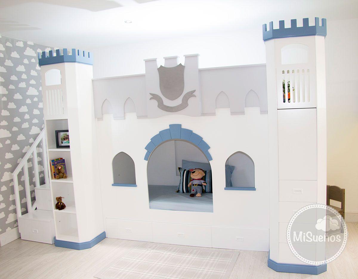 king luke alexander castle bunk bed | quarto sofia | pinterest