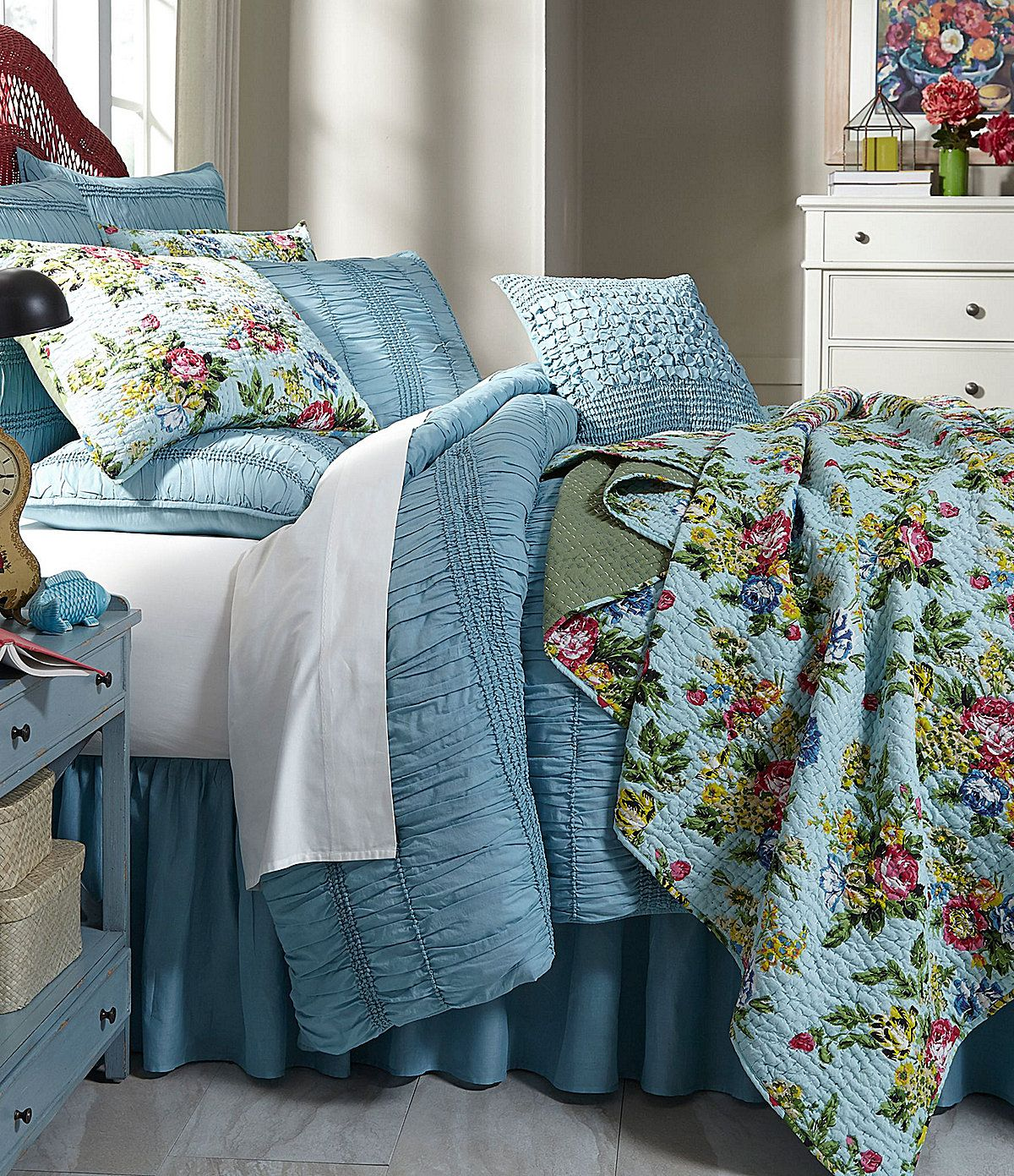 Dillards Home Decor: Studio D Mara Quilt Mini Bedding Collection