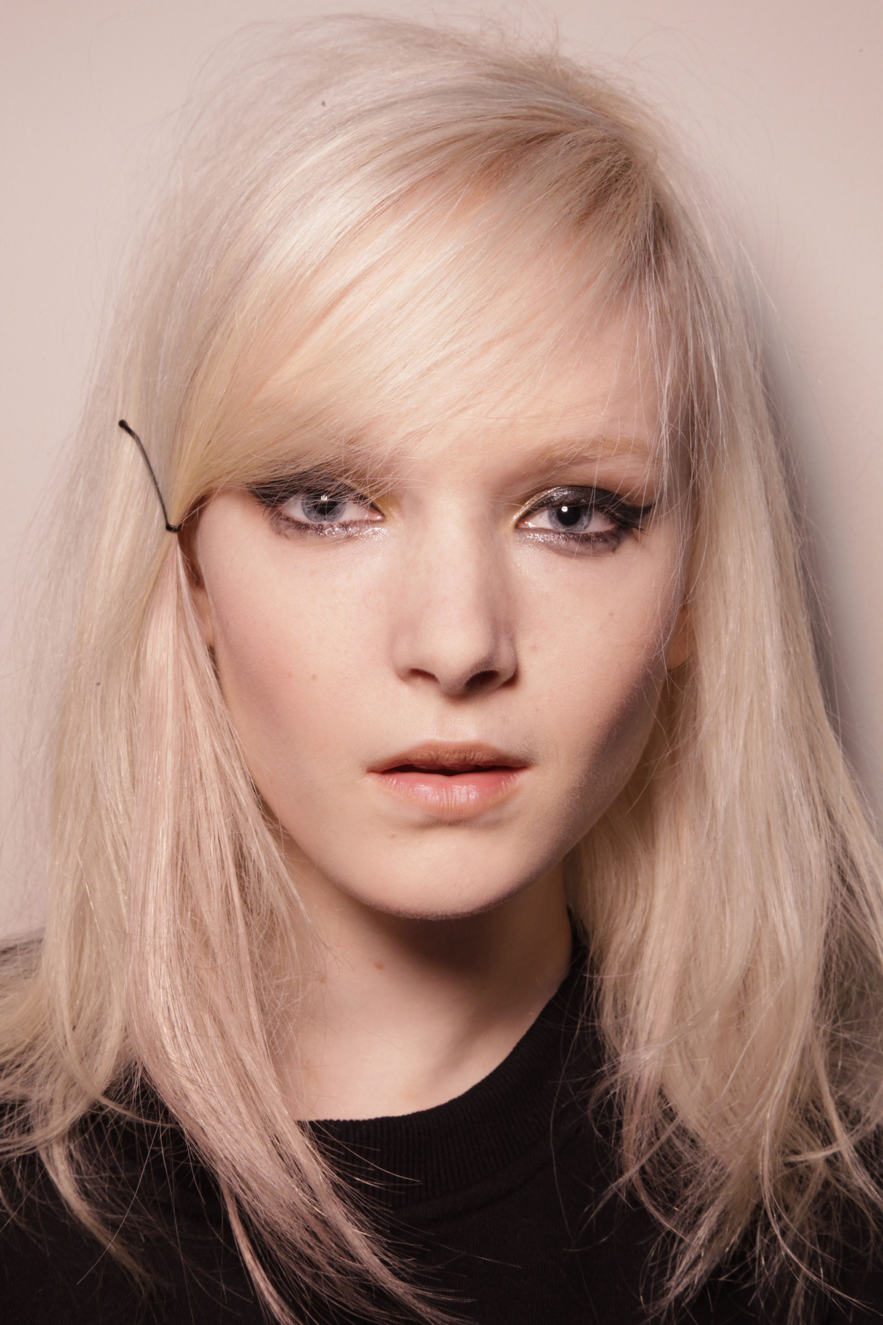Nyfw Fallwinter 2014 2015 Hair Color Style Trends Dual Matte