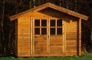 Gartenhaus aus Holz selber bauen Gartenhaus holz