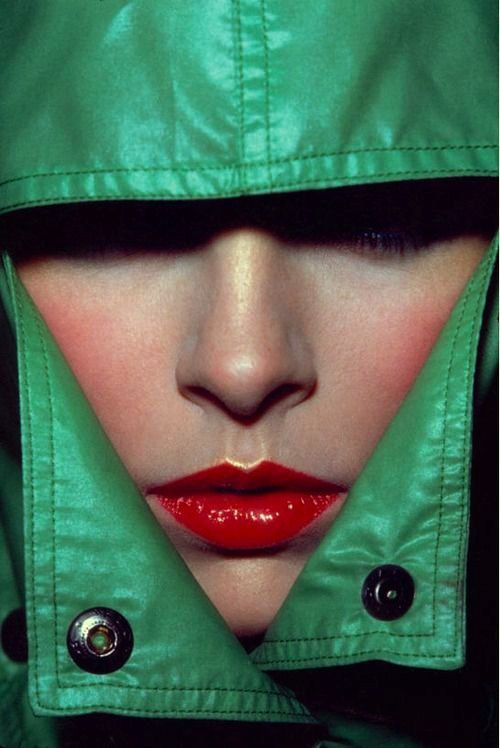 Vogue Paris 1974 Otti by Hans Feurer