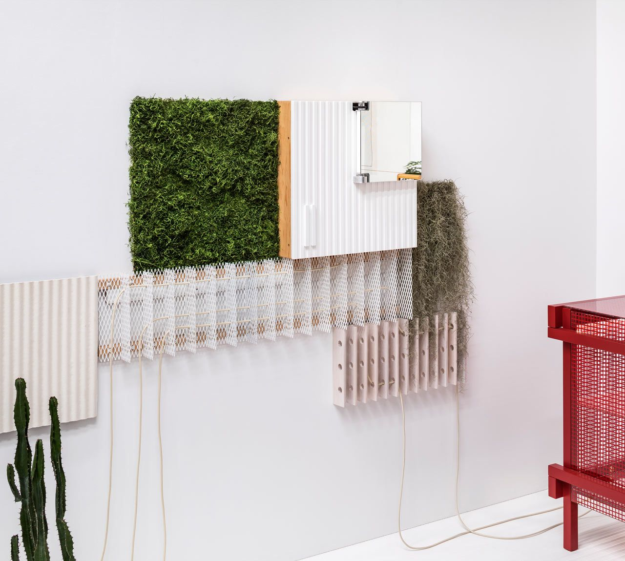 Interconnected Furniture That Acts Like Mini Power Stations in Your ...