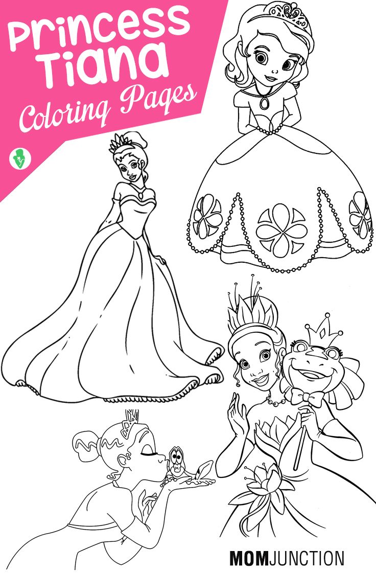 Top 30 Free Printable Princess And The Frog Coloring Pages Online ...