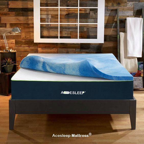 1 Best Rated Cooling Mattress In A Box Acesleep Mattress In 2020 Best Mattress Mattress Better Sleep