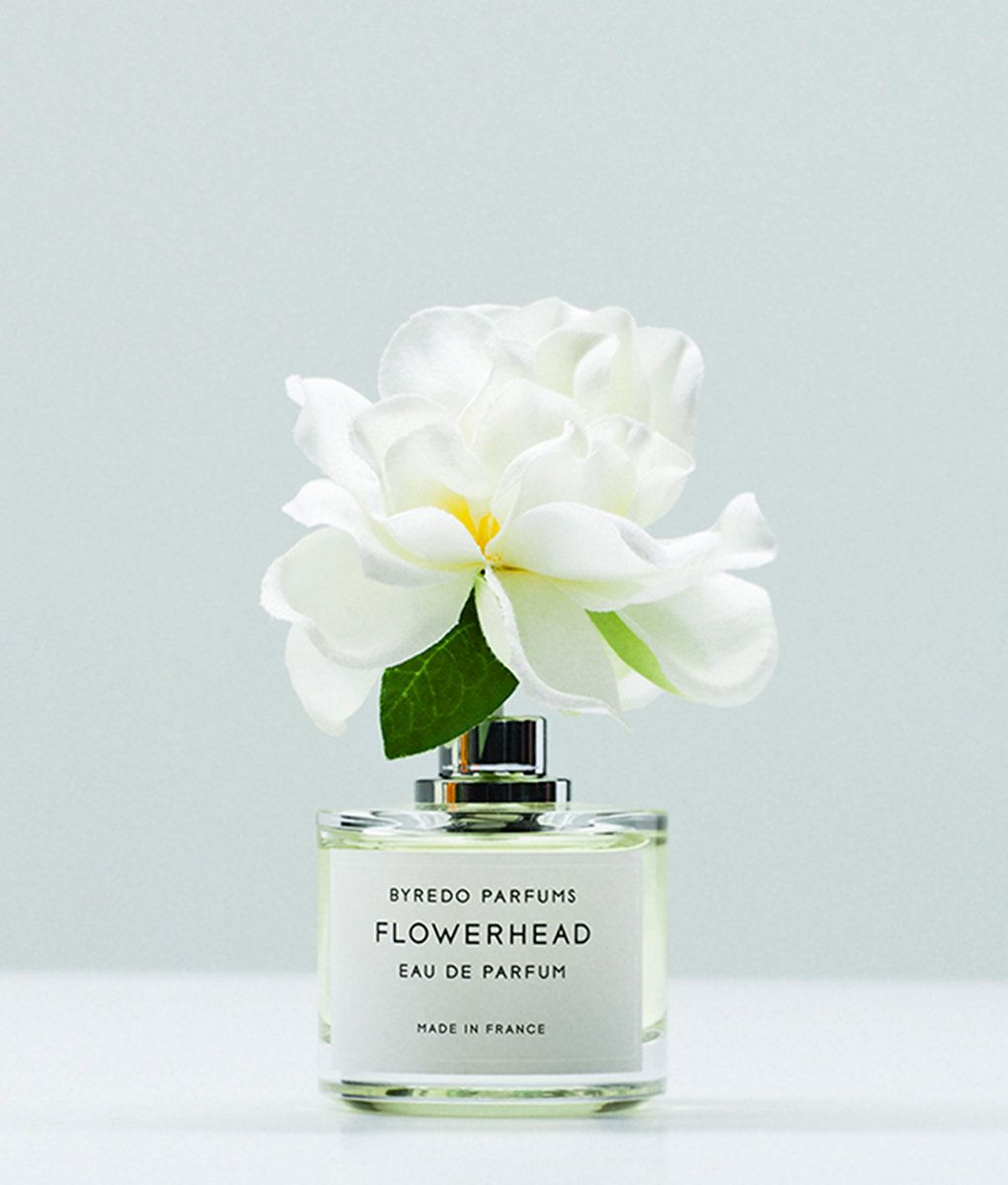 e706d44d93c4 Byredo Flowerhead Perfume  This Is What the Month of May Should Smell Like