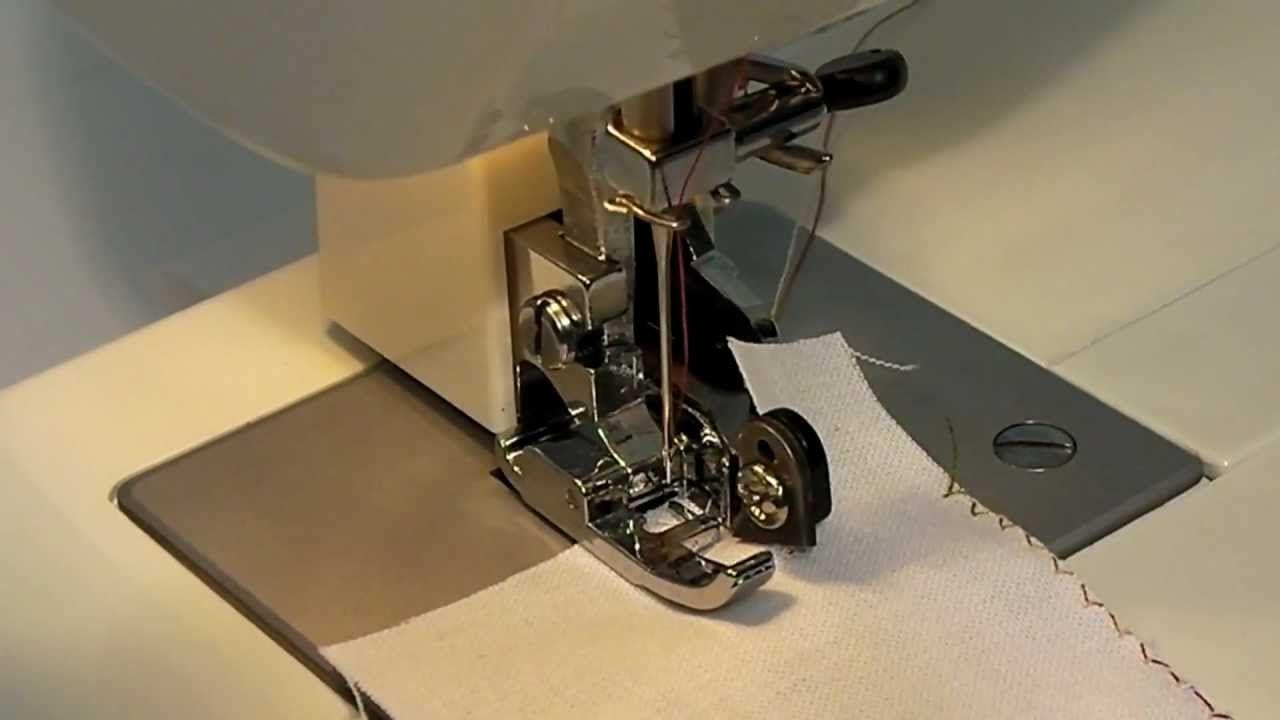 Machine à coudre Side Cutter Attachment pour chanteur Brother Janome Toyota