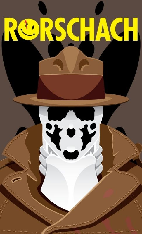 Rorschach by Gil Dowling