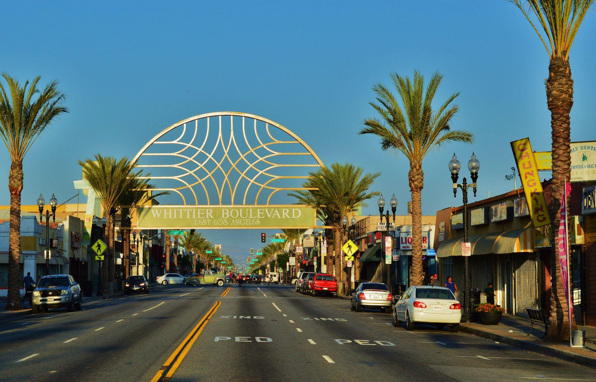 Whittier Boulevard East Los Angeles East Los Angeles Los Angeles Photography Los Angeles
