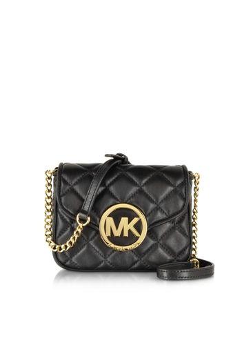 Michael Kors Small Fulton Quilted Crossbody Bag | moda | Pinterest ... : michael kors fulton quilted tote - Adamdwight.com