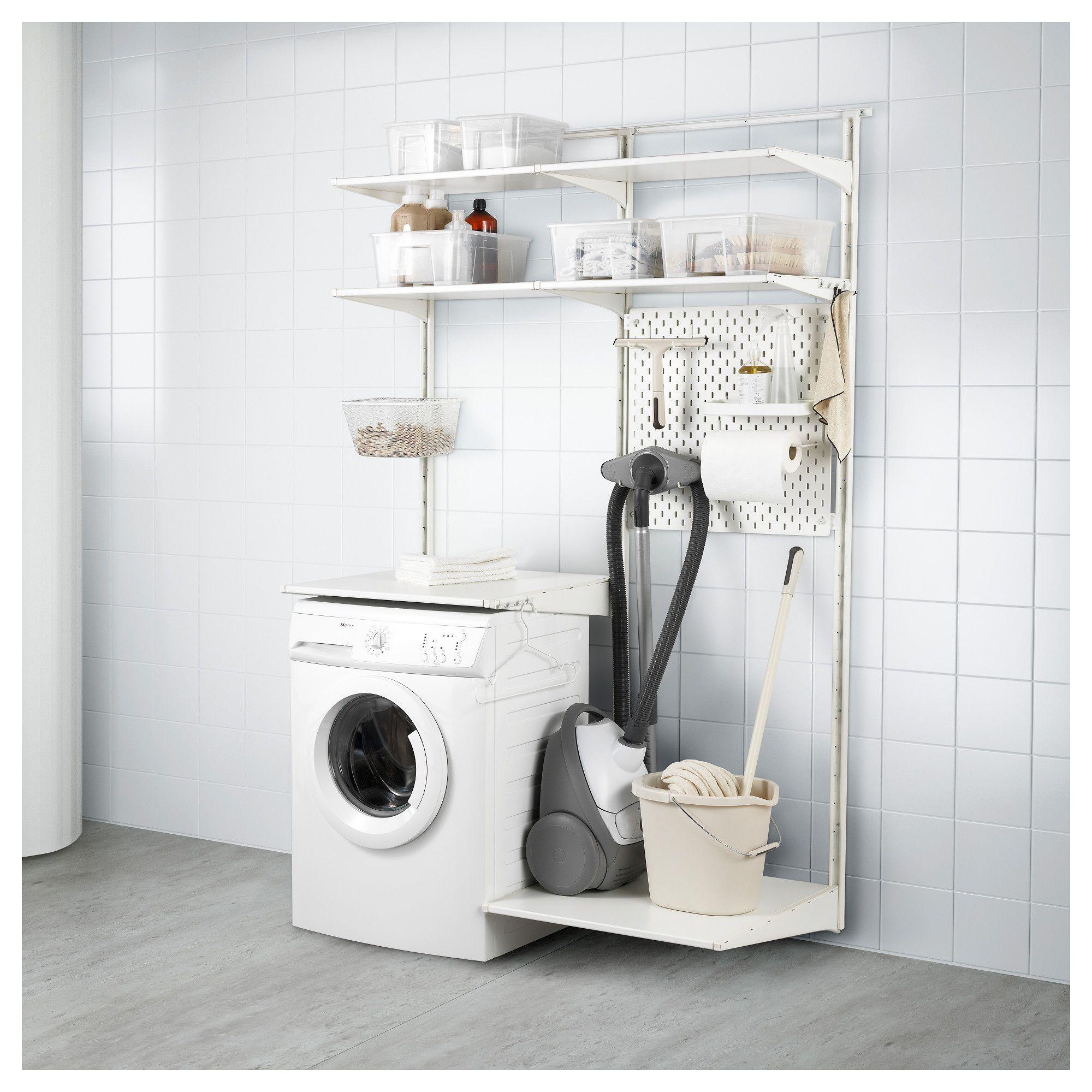 Mini Laundry Room Ikea