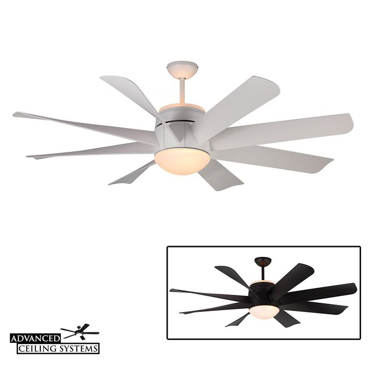 5 Quietest Ceiling Fans Available Right Now Advanced Ceiling Systems Quiet Ceiling Fans Ceiling Fan Ceiling Fan With Light