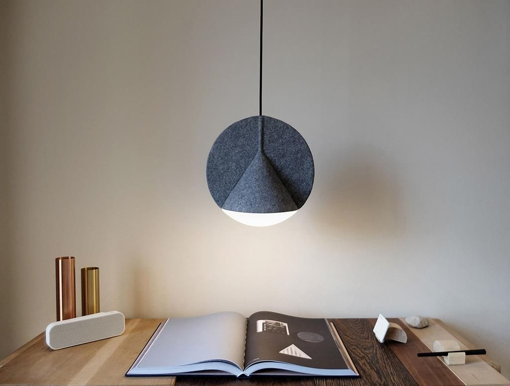 Stamp Pendant Lamp by Outofstock for Bolia | Home Lighting ...