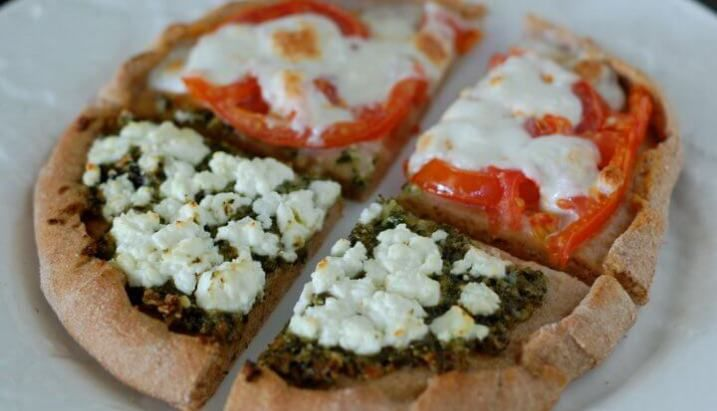 Recipe: Homemade Whole-Wheat Pizza
