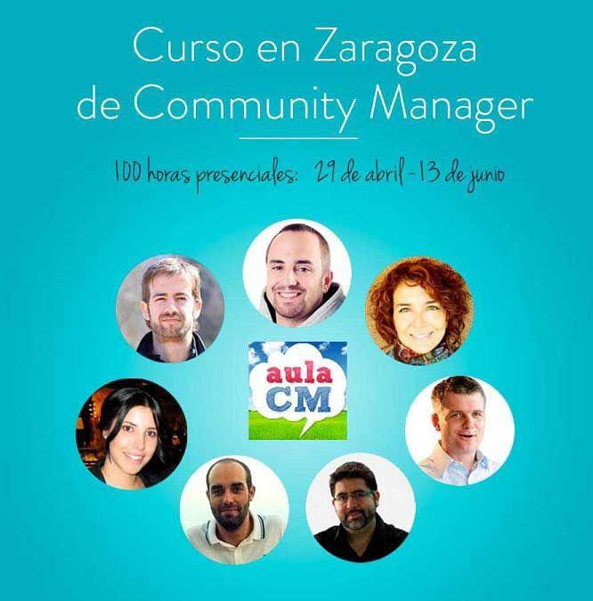 Curso de #CommunityManager en #Zaragoza >> http://wanatop.com/curso-community-manager-zaragoza/ #SocialMedia