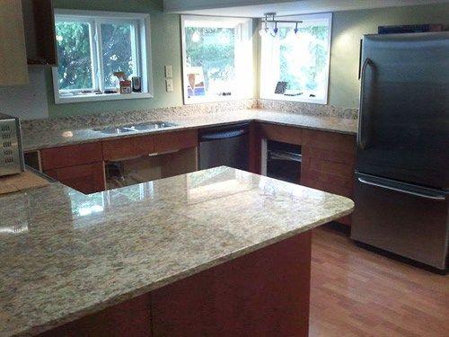 Brilliant Granite Countertops Photo By Chris Feser Choosing Home Interior And Landscaping Staixmapetitesourisinfo