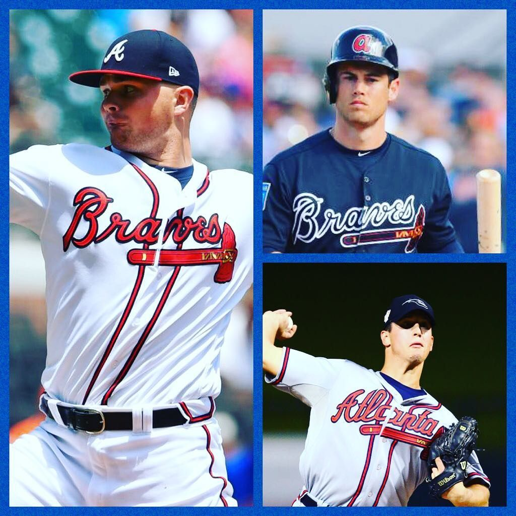 The Atlanta Braves Lose 3 0 To The Philadelphia Phillies But Young Pitchers Do Well Among With A Couple Hitters Sean Newco Atlanta Braves Baseball Boys Braves