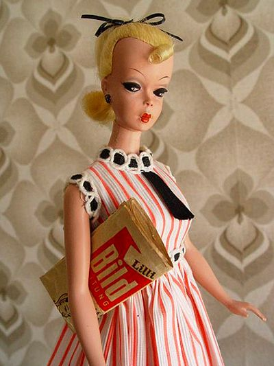 The Bild Lilli Doll was a German fashion doll produced from 1950 to ...