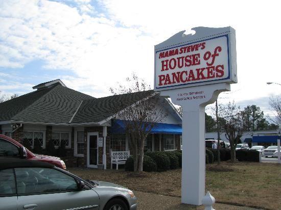 Mama Steve S House Of Pancakes Williamsburg Virginia Spring Break Vacations Virginia Travel Colonial Williamsburg