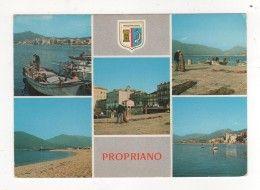 Carte Postale PROPRIANO Multi vues  BLASON  1971 CORSE DU SUD