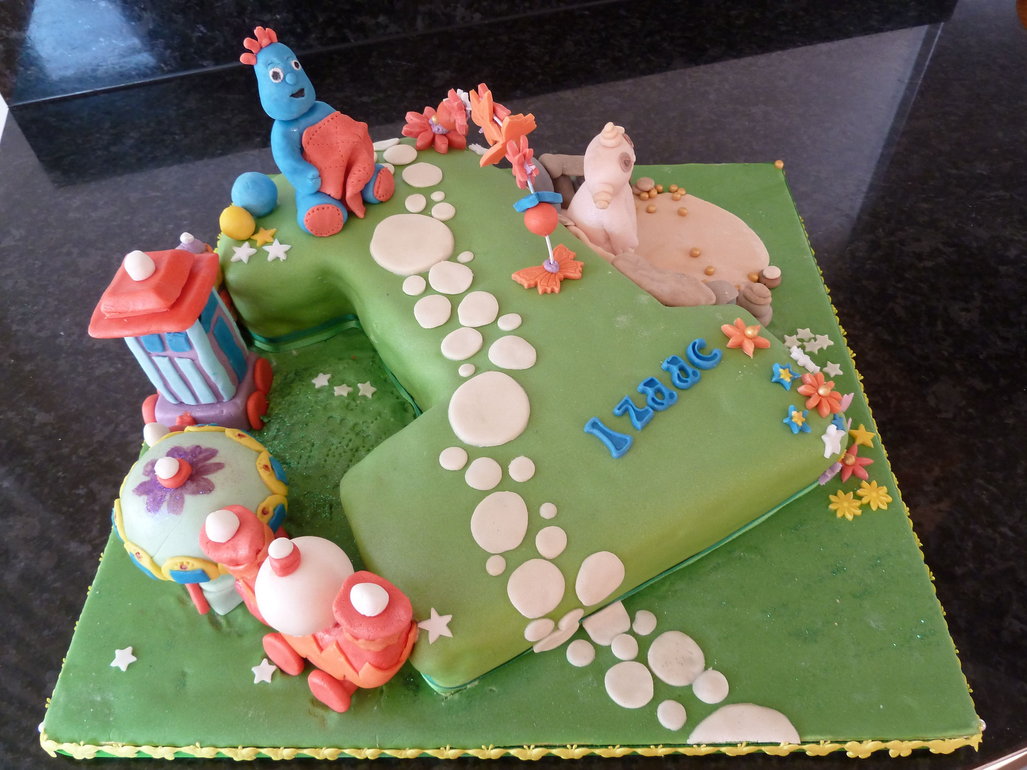 in the night garden a | Wedding & Birthday Cakes from Maureen\'s ...