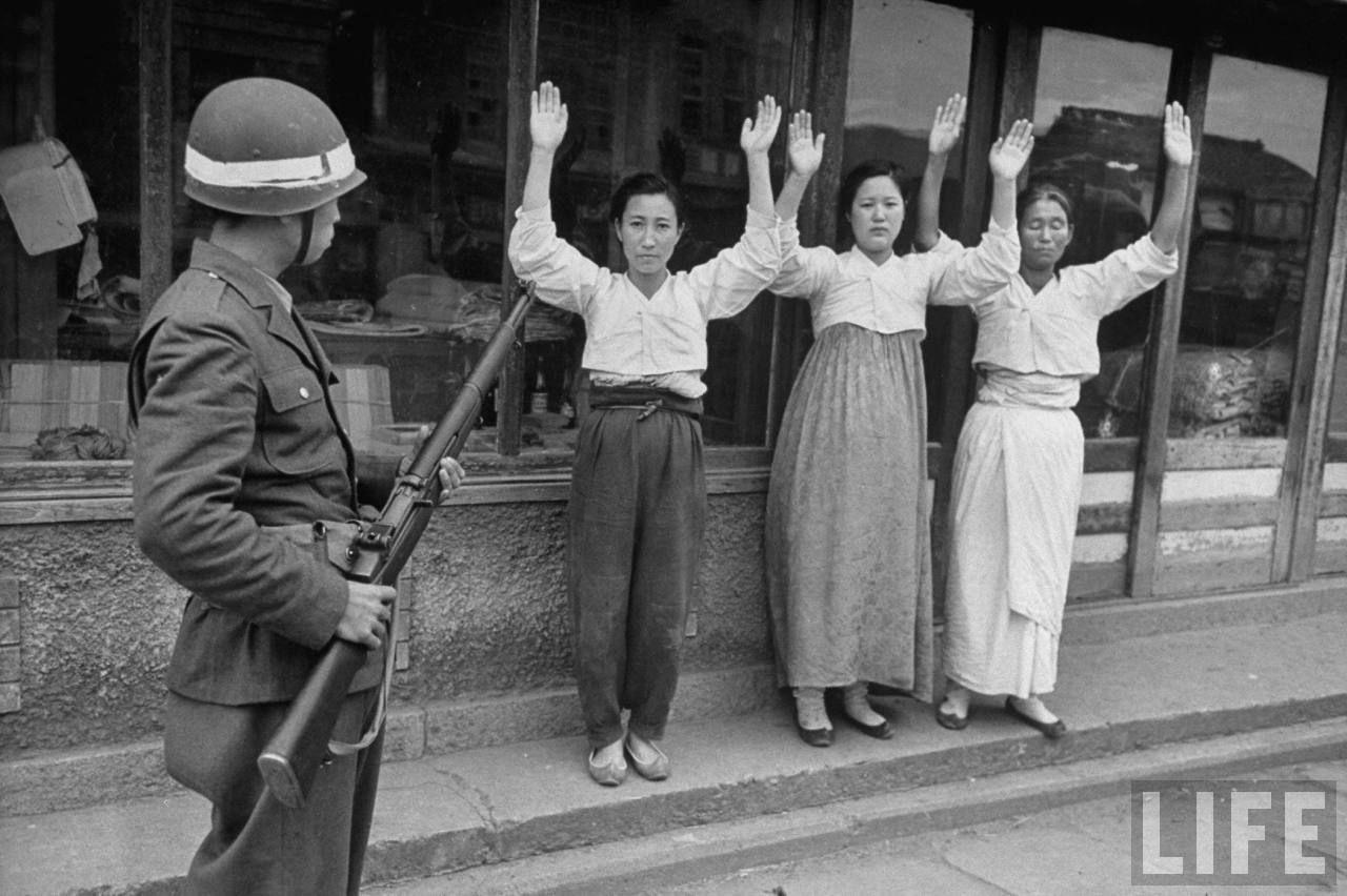 Japan in the korean war 5