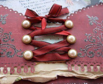 Another corset invitation