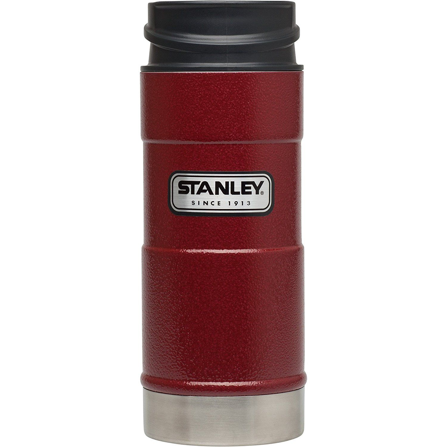 Stanley Classic One Hand Vacuum Mug >>> Click image for