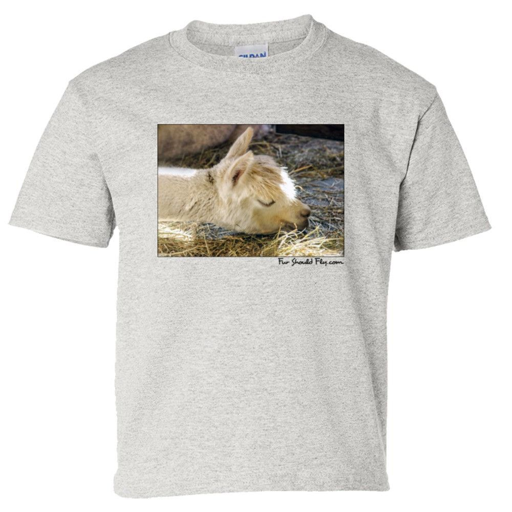 Catchin' Some Rays: Youth Ultra Cotton Tee