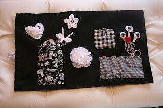 Kit costura - detalhes