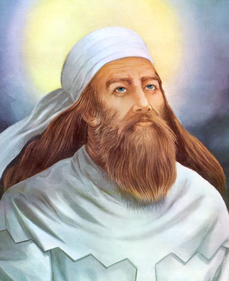 Zoroaster Iranian prophet and founder of the ancient Parsee ...