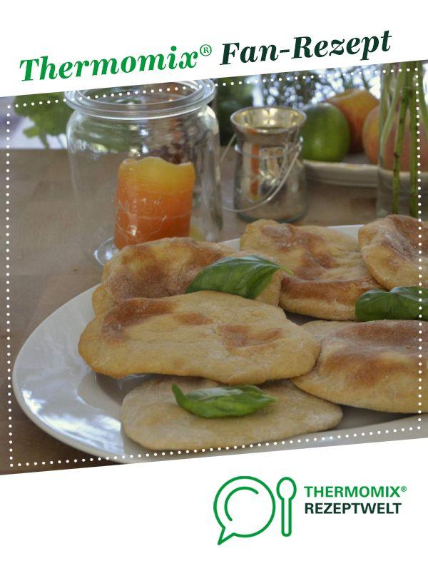 Griechische Pitta - Fladenbrot