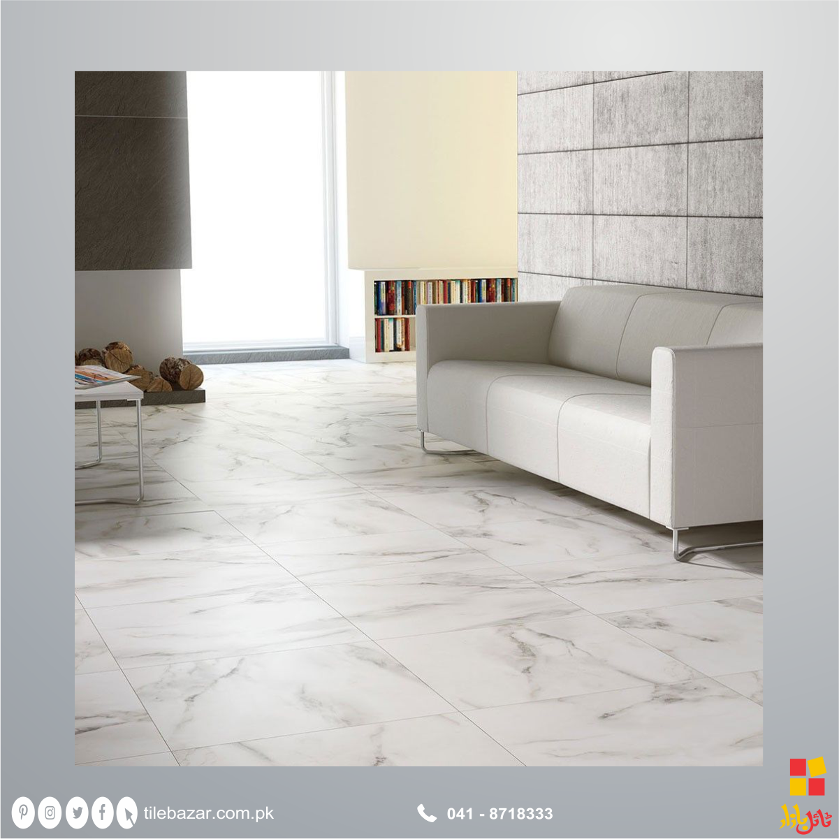 Encase Your Room With The Sensation Of These Beutiful Tiles Visit Our Nearest Outlet For Living Room Tiles Tile Floor Living Room Floor Tile Design