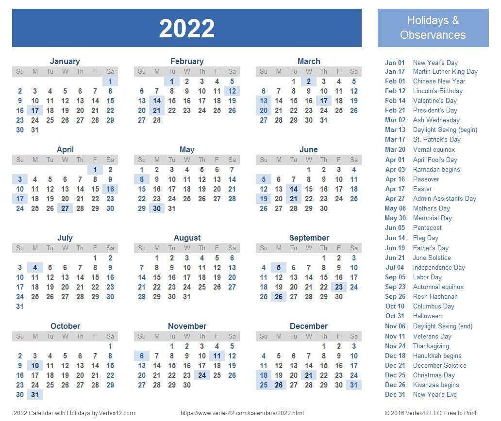 2022 Calendar Templates And Images Dowload Check More At Https Photobrunobernar Printable Calendar Template Free Calendar Template Monthly Calendar Printable