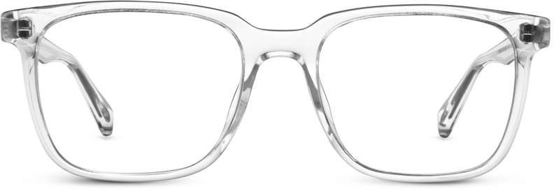 Chamberlain Eyeglasses in crystal for Women