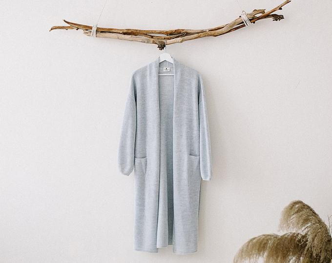 Photo of Crochet Boho Hippie Cardigan Jacket, Winter Autumn Trend ,Festival Clothing .
