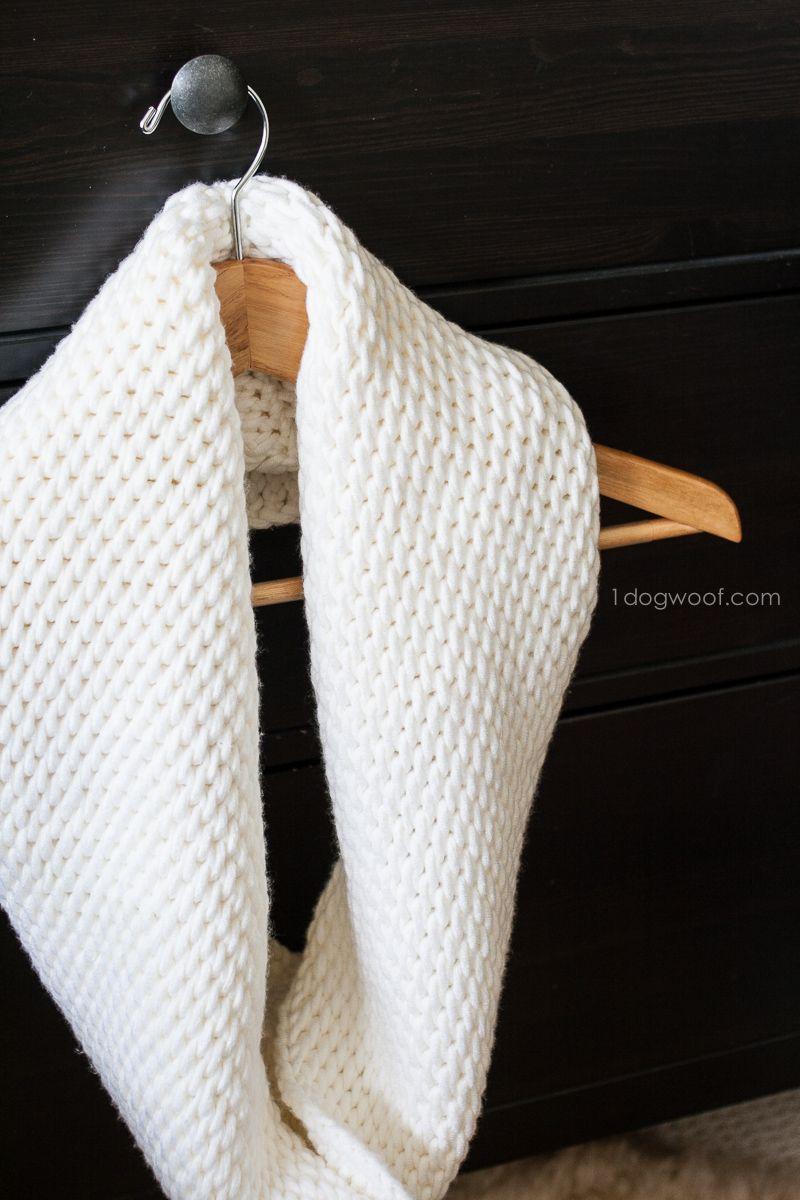 Gobelin Textured Cowl | Crochet | Pinterest | Tejido, Ganchillo y Puntos