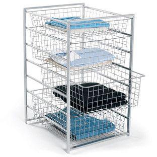 Wire Shelving Ideas Garage Storage Solutions