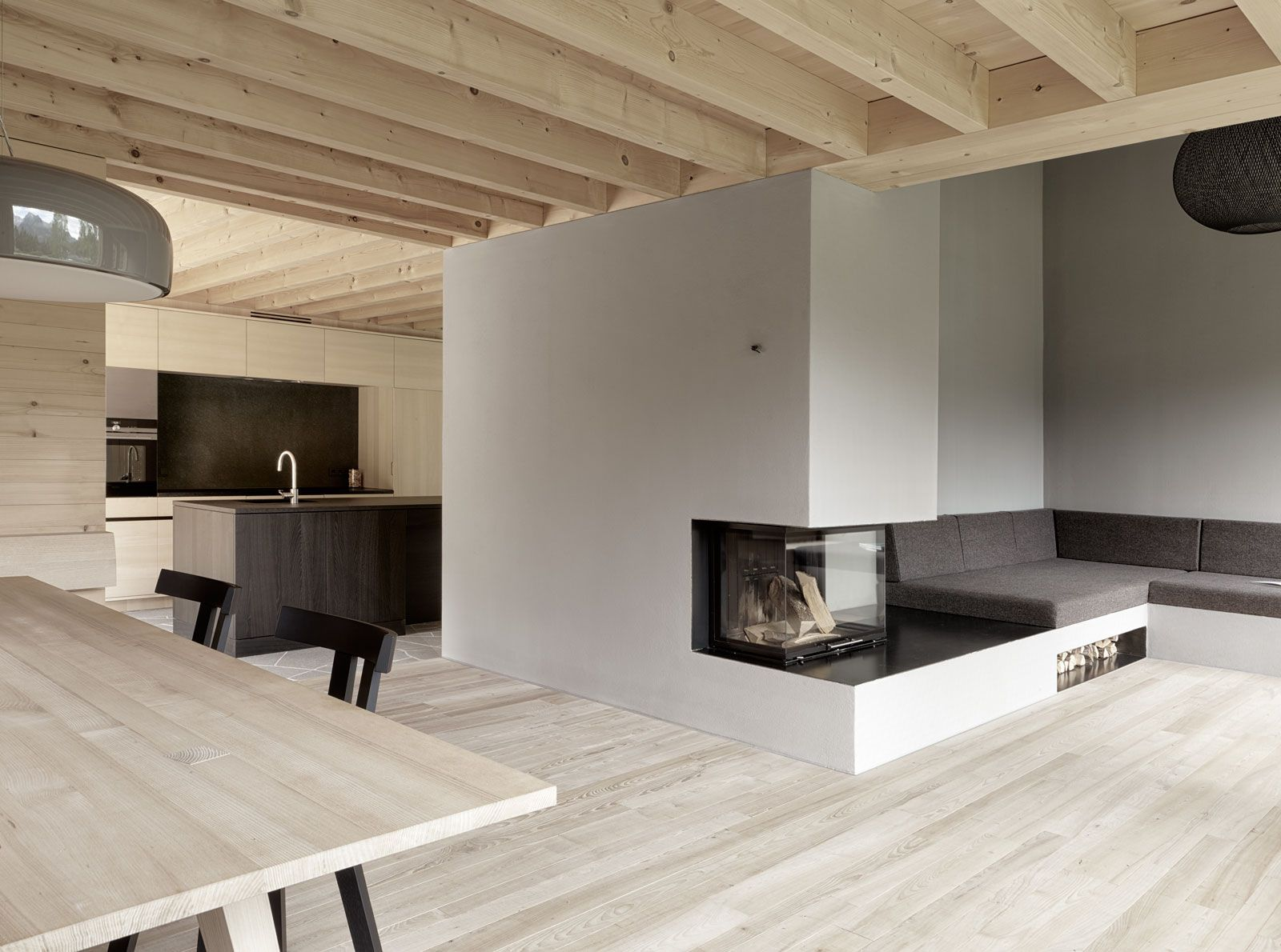 HAUS AUF DER TSCHENGLA | Architekten Innauer Matt | Häuschen 2 ...