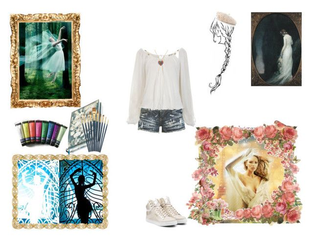 """""""Artist~Mirai~"""" by newmelody ❤ liked on Polyvore featuring Wet Seal, Miss Selfridge, Pastry, Betsey Johnson, Monsoon and Accessorize"""