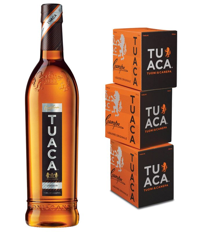Before & After: Tuaca | Yummy | Packaging design ...