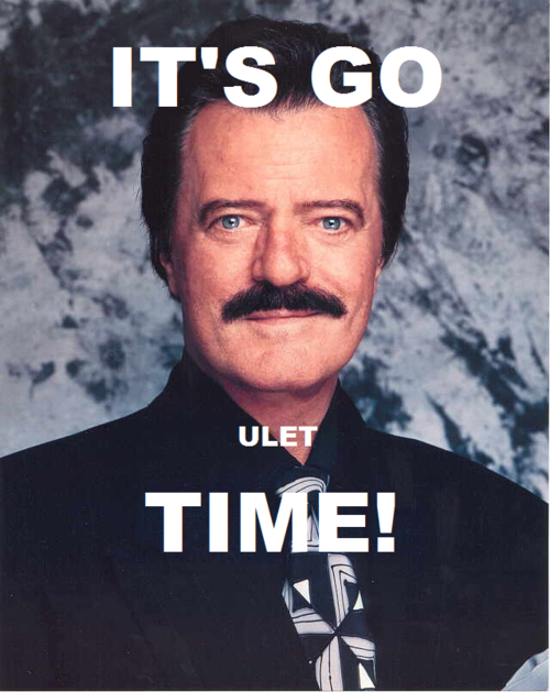 It's Go(ulet) Time!