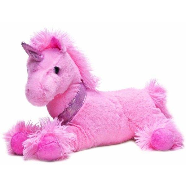 Joy Toy Very Soft Unicorn Plush Pink Amazon Co Uk Toys Games
