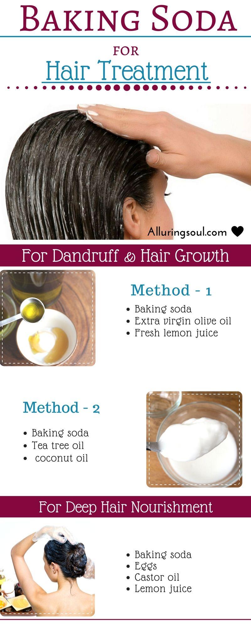 Baking Soda For Face And Hair Baking Soda For Hair Scalp