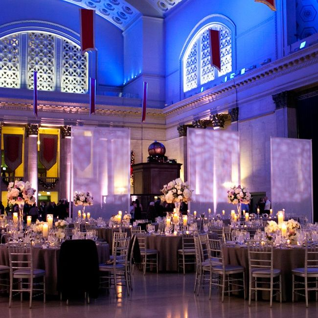 Winter Wedding Venues In Ma: Pin By The Knot On Reception Inspiration