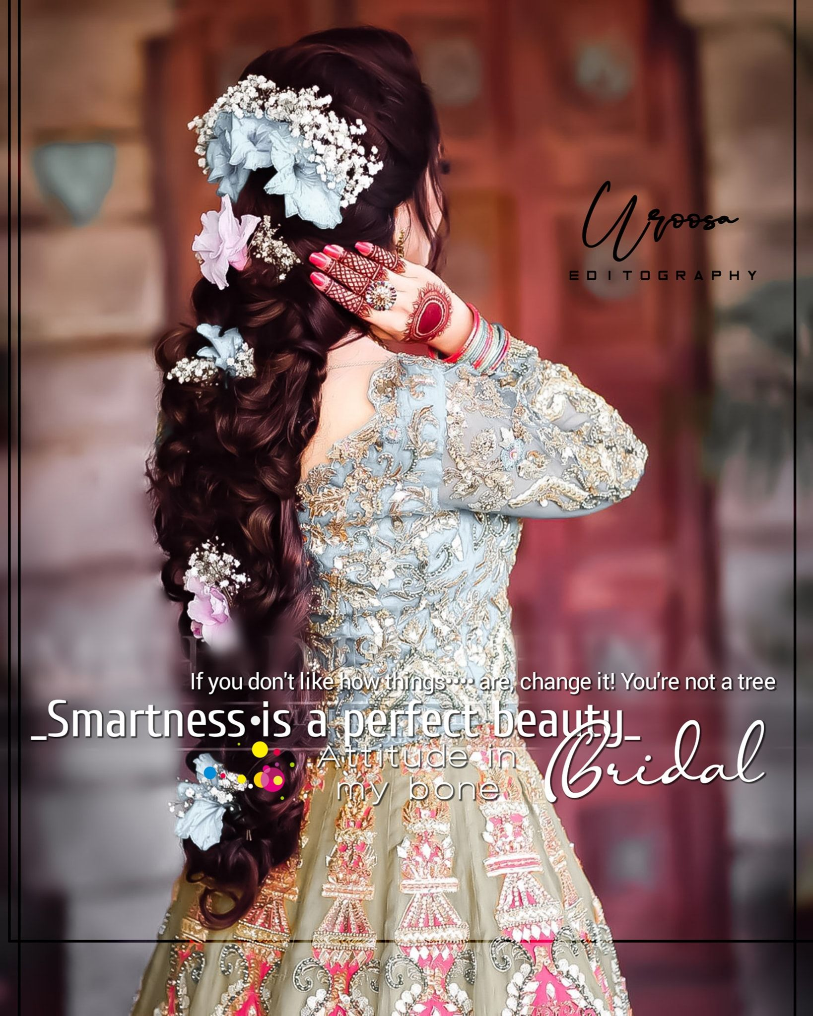 Bridal Back Side Wallpaper Hair Style And Dress Stylish Girl Pic Girls Dpz Stylish Girl Images