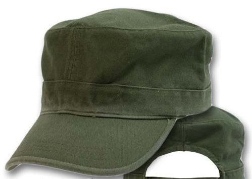 Olive Drab military cap fatigue hat cadet hat - Fatigue hats, Painter hats & Rad Hats