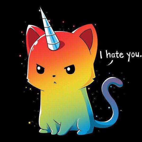 Unicorn Cat Google Search Cute Drawings Cute Animal Drawings Cute Animals