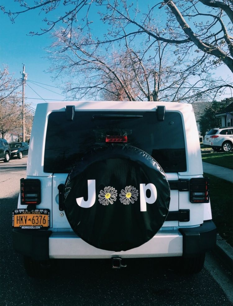 Pin By Katie Jessica On Beep Beep Dream Cars Jeep Jeep Tire