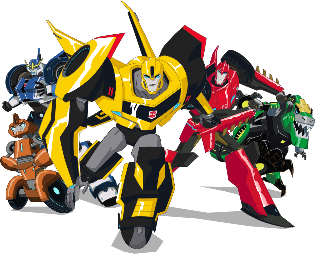 Transformers Official Website Robots In Disguise Transformer Robots Transformers Transformers Coloring Pages